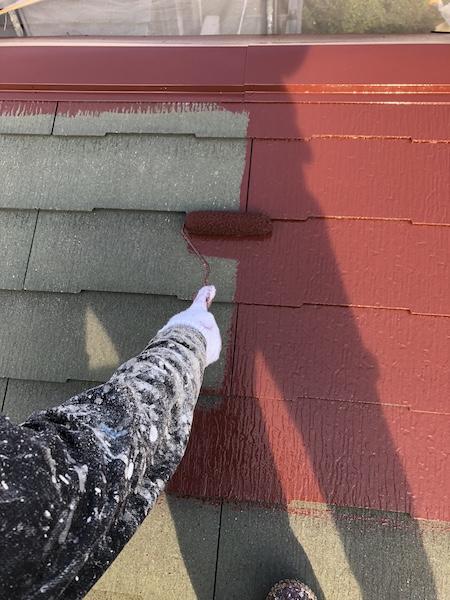 意匠性はそのままにクリヤー(クリア)塗料仕上げ 名古屋市緑区