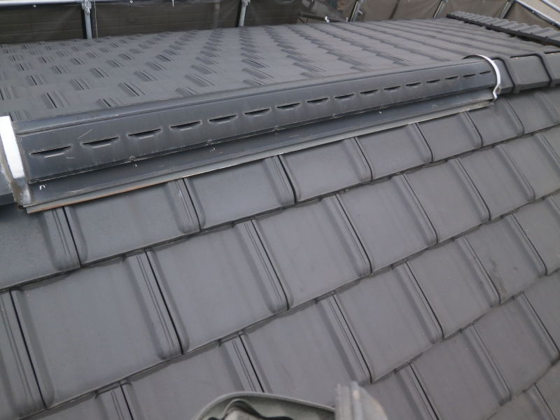 ダイワハウスさんの住宅を天窓の下地修理と外壁塗装 名古屋市守山区