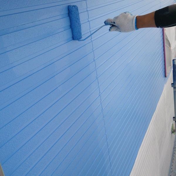 ファインパーフェクトトップで外壁、サーモアイ遮熱塗料で屋根塗装 瀬戸市