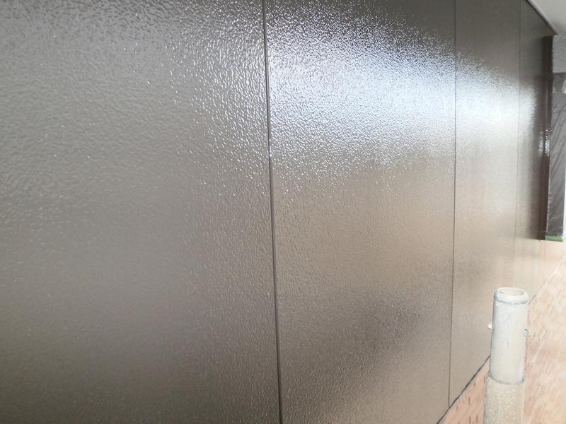 日本ペイント人気塗料パーフェクトトップ!屋根補修も入念に!名古屋市緑区