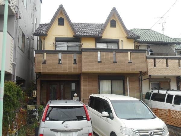 ファインパーフェクトトップで外壁塗装 名古屋市天白区 M様