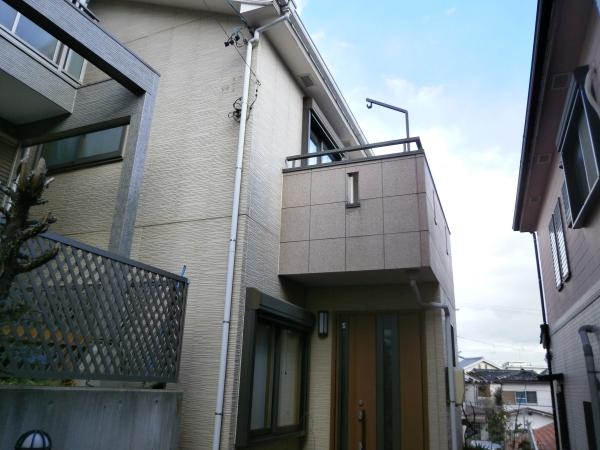 ラジカル塗料で外壁塗装 名古屋市緑区 K様