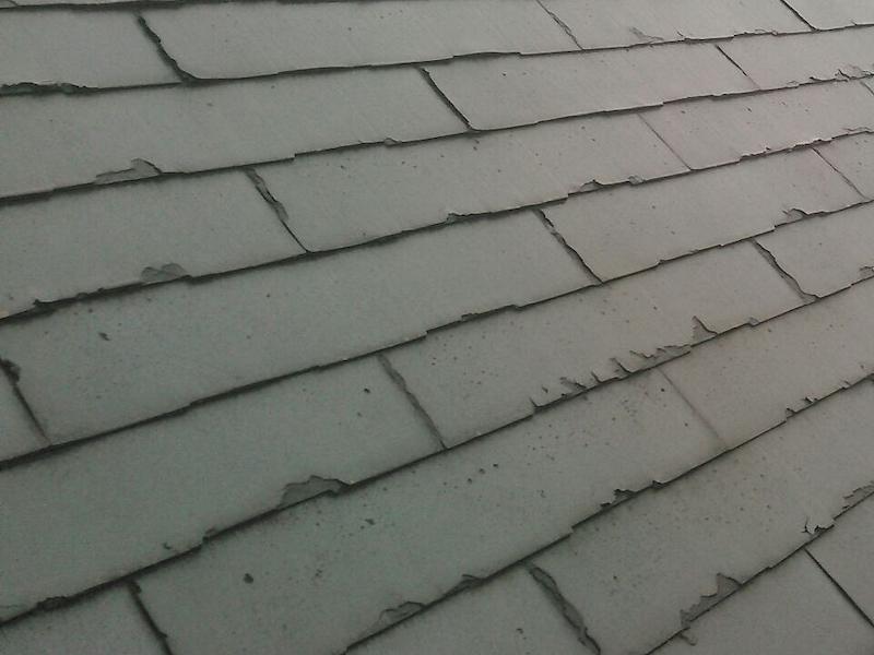傷んだカラーベストをカバー工法、外壁も同時にリフレッシュ! 名古屋市西区
