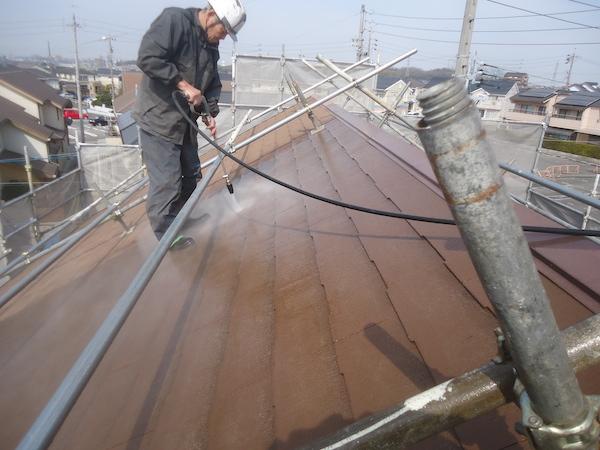 無機塗料で外壁と屋根塗装で、新築時のような美しさに 名古屋市緑区