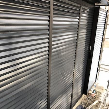 ひび割れが心配なALC外壁にアステックのEC5000PCMで施工 尾張旭市