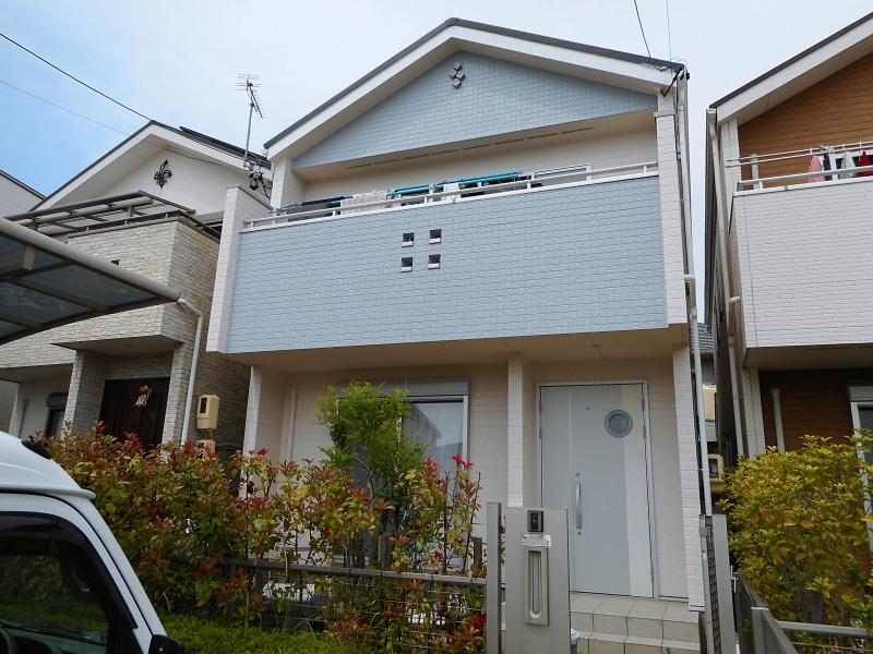 塗装困難なパミール屋根をカバー工法で長期安心リフォームプラン 名古屋市名東区
