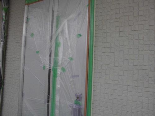 モダンな家に塗り替えは耐久性の高い無機塗料のタテイル仕様で 名古屋市緑区