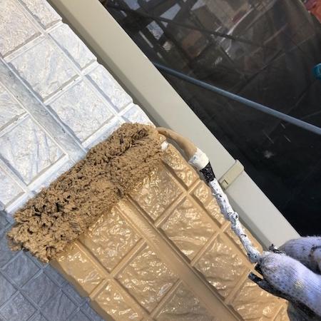 シーリング(コーキング)はオートンイクシード、塗料はタテイルで耐久性重視の外壁塗装 大府市