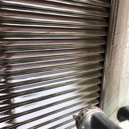 コンクリート瓦塗装と外壁塗装で見違えるような仕上がり 名古屋市天白区