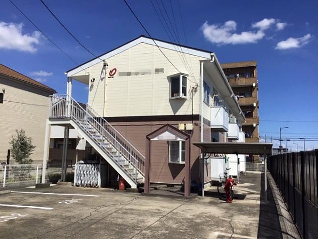 アパート(コーポ)塗装に最強塗料パーフェクトセラミックトップG、ファイン4Fベスト 豊田市