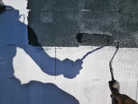 名古屋市緑区で下地処理・補修を入念に施工して大満足の塗り替えに!