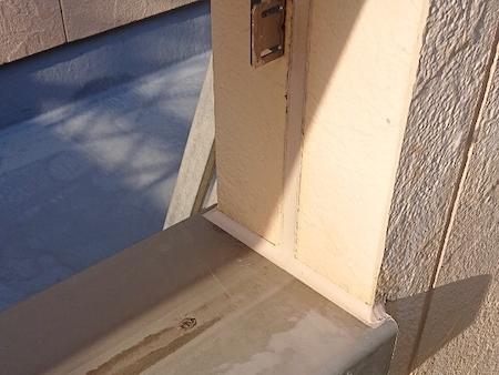 コーキング(シーリング)処理と外壁塗装で南欧風住宅のメンテナンス 名古屋市天白区