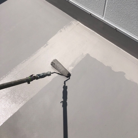 旭化成ALC外壁の塗り替えはシーリング防水工事を入念に施工 豊明市