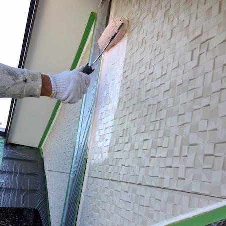 口コミご紹介をいただき、高耐久な無機UV塗料で外壁・屋根塗装 豊山町