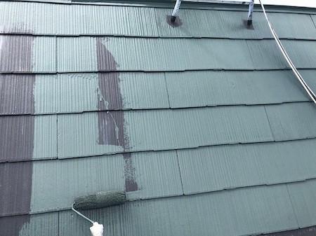 トヨタホームさんの建物をおしゃれなツートンカラーで外壁・屋根塗装 安城市
