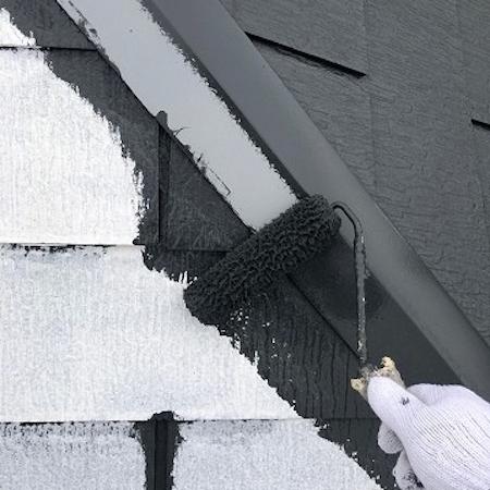 白を基調にした塗り替えでダイワハウス住宅が素敵な仕上がりに 名古屋市南区