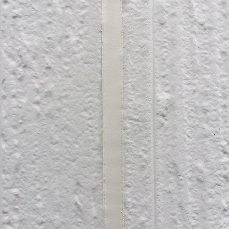 クリア塗装をおすすめできない外壁をグレー×白のツートンにおしゃれに塗り替え 日進市