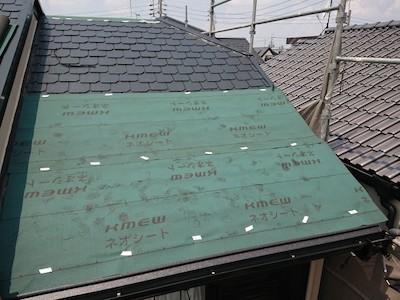 お困りの雨漏りを屋根カバー工法で解消! 外壁屋根のリフォーム 名古屋市西区