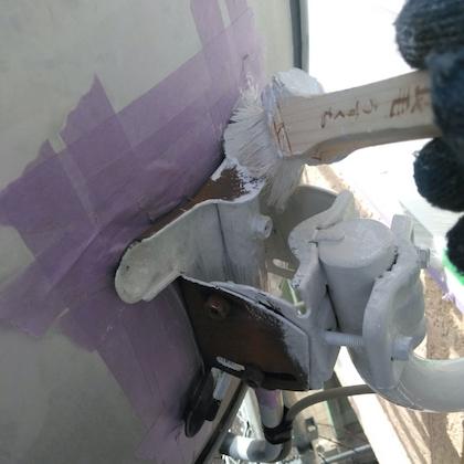 新築当時の色合いを再現した外壁塗装により美しい仕上がりに 名古屋市中村区