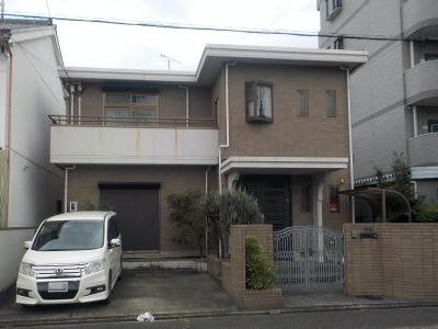 心配な雨漏り! 陸屋根の屋上防水とベランダ防水、外壁塗り替え 名古屋市中川区
