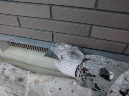 2色塗り目地再現工法によりサイディングがよみがえった外壁塗装 豊田市