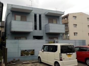 シーリング工事、塗装工事、換気フード交換、気になる箇所まとめてメンテナンス 名古屋市中村区