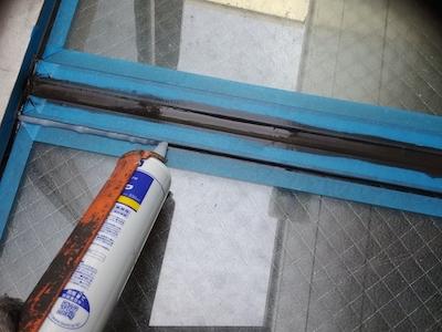 下地処理を丁寧にシール工事、屋上塩ビ防水シート塗装、外壁塗装 名古屋市天白区