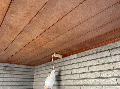 雨樋集水器の交換などお住まい全体の点検メンテナンスと外壁塗装 名古屋市南区