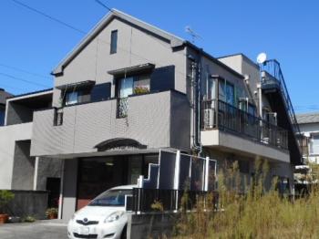 外壁塗装で大切なシーリング(コーキング)防水処理を丁寧に塗装工事 名古屋市緑区