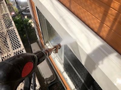 外壁塗装に遮熱・断熱塗料キルコを5回塗り重ね、夏の暑さや冬の寒さ対策! 日進市