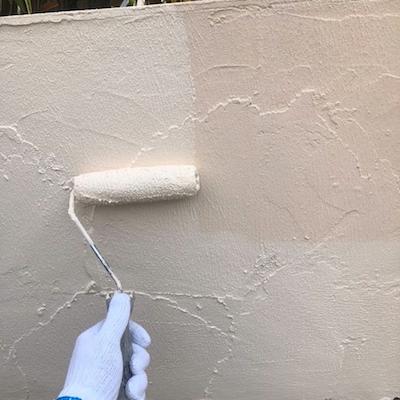 屋根棟板金の浮き防止処理、防水性・耐久性を高めた屋根外壁塗装 名古屋市北区