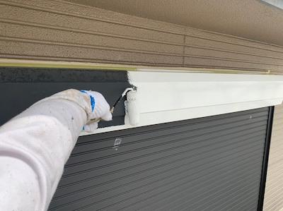調和のとれた和モダンな仕上がり!防水性能の高い塗料で外壁塗装 名古屋市緑区