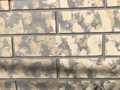 おしゃれな外壁をデザイン塗装(多彩色)で明るい色調にイメージチェンジ! 日進市