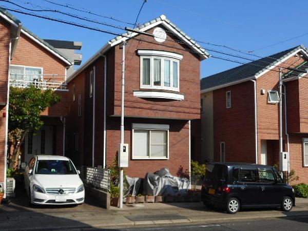 艶(ツヤ)なしマットな仕上がりの外壁塗装とベランダFRP防水 名古屋市天白区