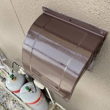 上下のツートンに外壁を塗り替えて高級感が増す素敵な仕上がりに 愛西市
