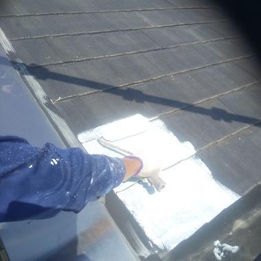 スタイリッシュに若返った外壁と屋根塗装工事 名古屋市緑区