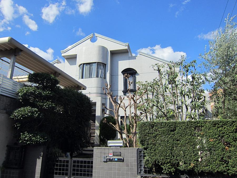 名古屋市緑区屋根外壁塗装後