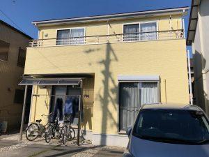 愛西市屋根外壁塗装後