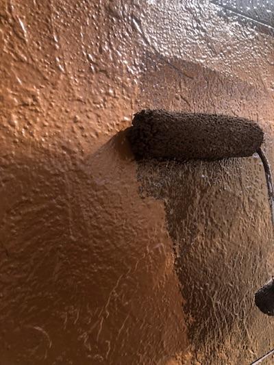 外壁の縦ラインを活かしたモダンでお洒落な屋根・外壁塗装 東海市