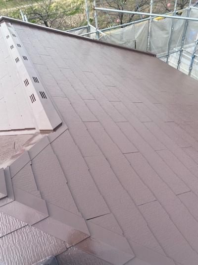 サイディング目地パッキン(ガスケット)下地処理して外壁屋根塗装 大府市