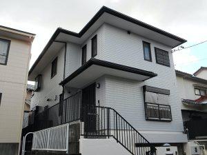 長久手屋根外壁塗装後