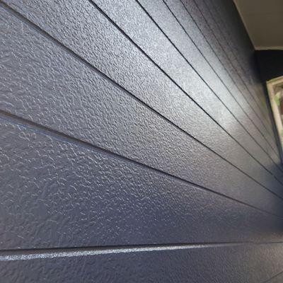 色選びで家の印象をガラリと変えグレーがアクセントカラーの屋根外壁塗装 名古屋市天白区