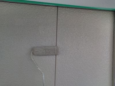 艶を抑えシックなグレー色にパナホーム住宅の屋根外壁塗装!コケ・藻や不具合を回復 日進市